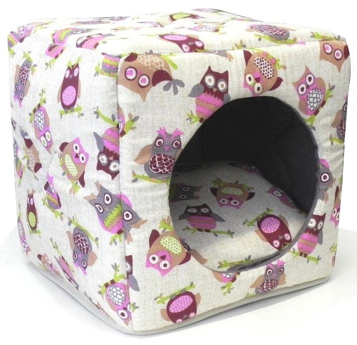croci Дом-куб Сова, 40*40 см C2078764