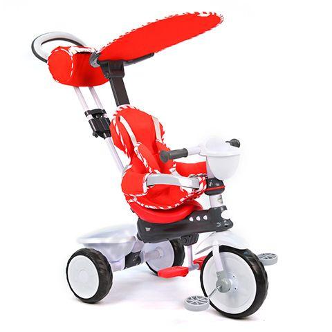 Велосипед GT7861 Lexx Baby трехколесный пластиковые колеса (красный), GT (GT7861) от Ravta