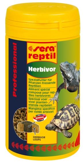 Sera Корм д/растительнояд. репт. Хербивор, 10000 мл, 3,2 кг от Ravta