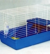Клетка д/кроликов, 69х45х43 см R2-1Клетки, вольеры, переноски<br><br><br>Артикул: Ч-500074<br>Бренд: Вестерн<br>Родина бренда: Китай