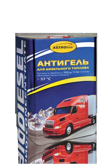 Антигель Astrohim Депрессорная присадка для дизельного топлива (на 9-18 тонн топлива) 18 л, ведро от Ravta