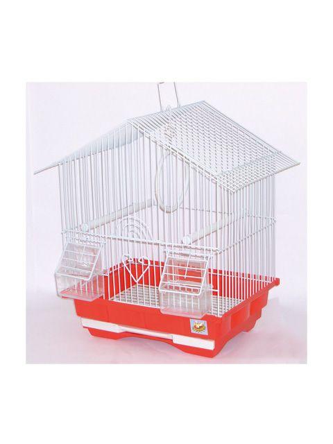 croci Клетка д/птиц PRIMAVERA (домик), 30х23х39 см O2072648