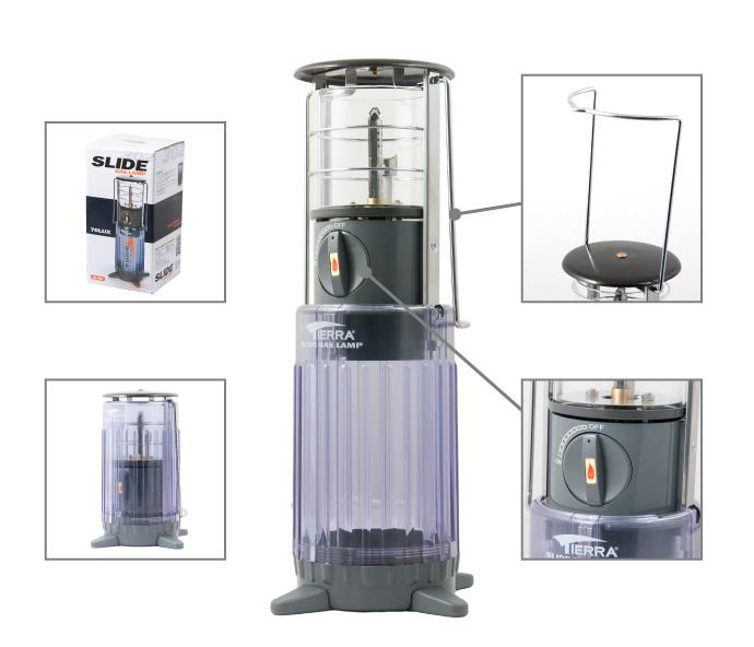 Лампа газовая Mayak ISL-302 от Ravta
