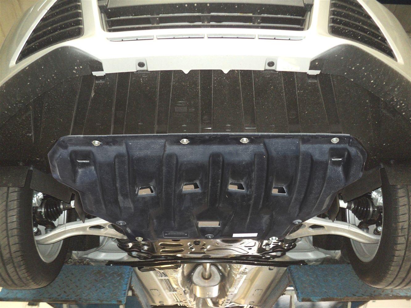защита двигателя ford focus 2 #10