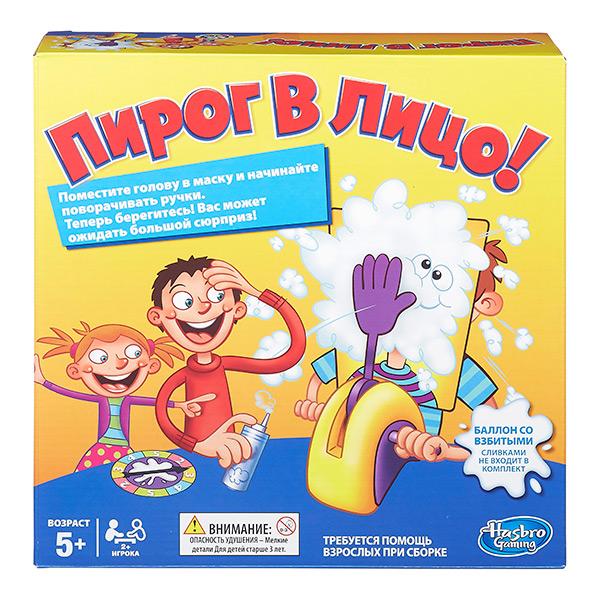 Настольная игра Пирог в лицо Other Games B7063 от Ravta