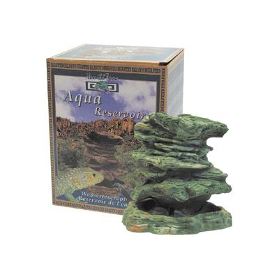 namiba terra Водоем с террасой д/террар., 14х1х2 см, зеленая NT-5832