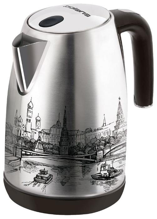 Чайник Polaris PWK 1824 Moscow - PolarisЧайники, термопоты<br><br><br>Артикул: PWK 1824CA<br>Бренд: Polaris<br>Гарантия производителя: да<br>Вес упаковки (кг): 1,6