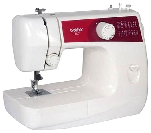 Швейная машина Brother SL 7 белый от Ravta
