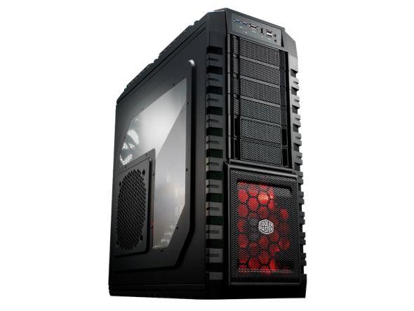 Корпус Cooler Master HAF- X black (RC-942-KKN1)Корпуса<br><br><br>Артикул: RC-942-KKN1<br>Бренд: Cooler Master