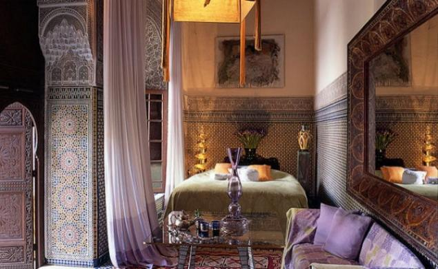 оцинкованной поверхности дома в марокканском стиле фото курсами