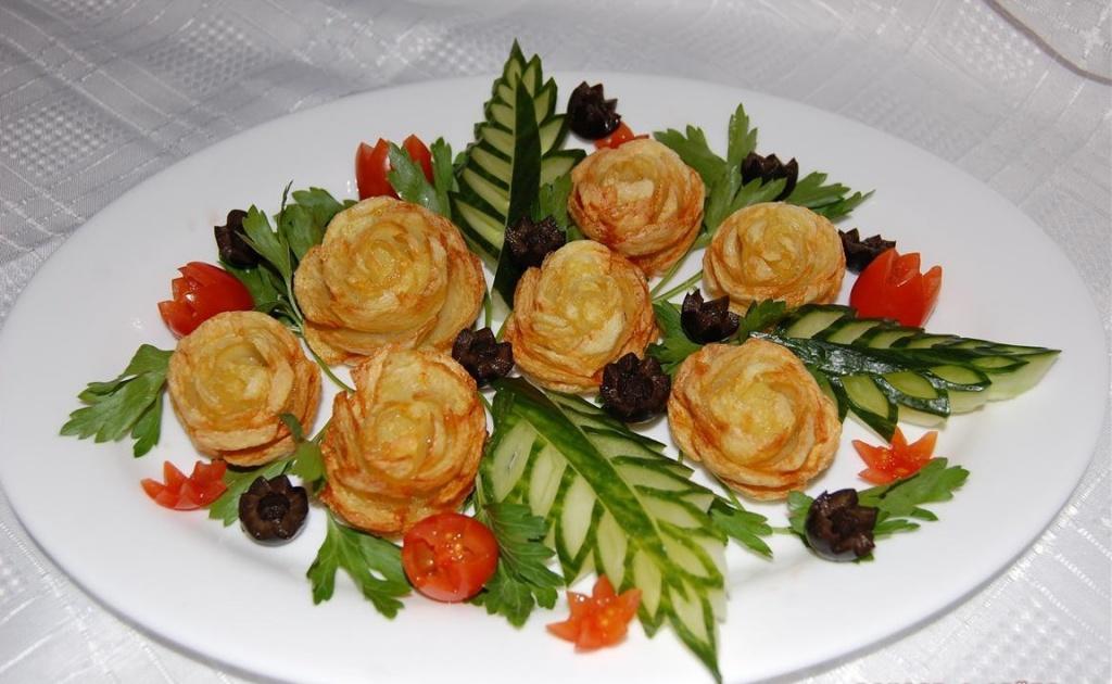 правильно провести необычные рецепты горячих блюд карлики тела
