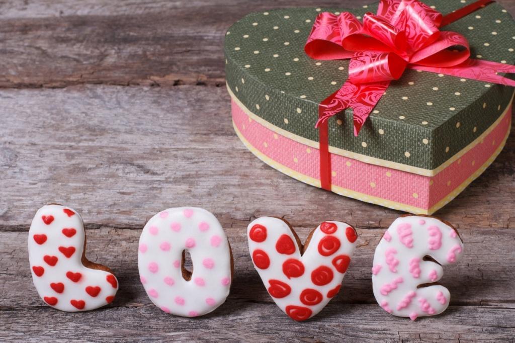 Подарки ко дня всех влюбленных