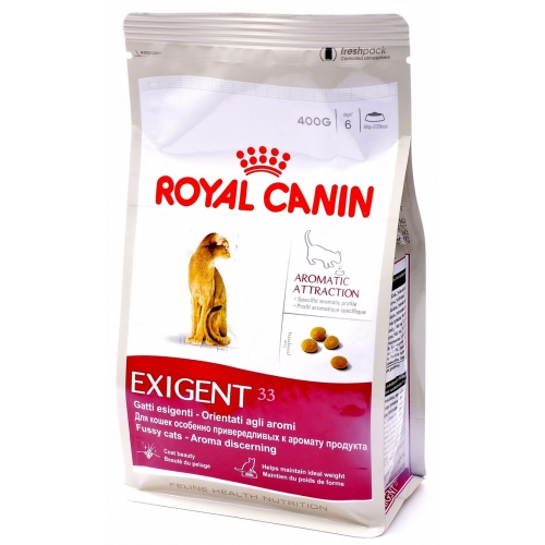 Корм royal canin exigent aromatic