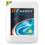 Антифриз G-Energy Antifreeze 40 (10кг) ЗЕЛЕНЫЙ