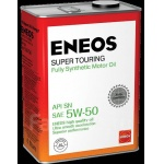 ENEOS Super Touring 100% Synt. SN 5W50 20л  моторное масло 5w-50