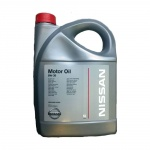 Моторное масло NISSAN Motor Oil SAE 5W-30 DPF (5л)  5л