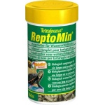 Корм основной для водных черепах Tetra ReptoMin Sticks 250 ml