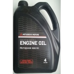 Моторное масло MITSUBISHI Motor Oil SAE 0W-30 SN (4л)