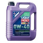 Масло Liqui Moly Synthoil Energy 0W 40 (5л)  моторное 5л