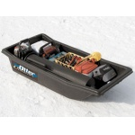 Сани 200818 Otter II small sled black 135*65