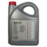 Моторное масло NISSAN Motor Oil SAE 5W-30 DPF (5л)
