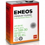 ENEOS Super Touring 100% Synt. SN 5W50 4л  моторное масло 5w-50