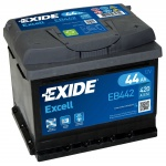Аккумулятор EXIDE Excell EB442 44Ah 420A