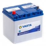 Аккумулятор VARTA Blue Dynamic 560411054-U 60Ah 540A