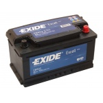 Аккумулятор EXIDE Excell EB802 80Ah 700A