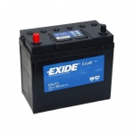 Аккумулятор EXIDE Excell EB457 45Ah 330A