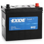 Аккумулятор EXIDE Excell EB604 60Ah 390A