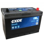 Аккумулятор EXIDE Excell  EB954 95Ah 720A