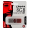 Флешка USB KINGSTON 8Gb DataTraveler 101 G2 DT101G2/8GB USB2.0 красный
