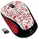 Мышь Logitech M325 red smile wireless (910-003028) Color Collection
